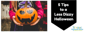 5 Tips to a less dizzy Halloween