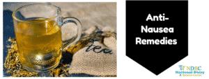 Anti-nausea remedies