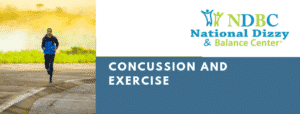 Concussion and Exercise