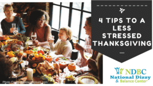 Thanksgiving Tips for Hearing